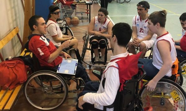 Bic in Italia: l'Associazione Sport Disabili Reggio Emilia