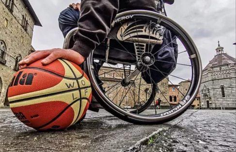 La Wolf Basket lancia una raccolta fondi per la nuova squadra in carrozzina