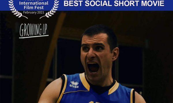 Il corto dell'Olympic Verona premiato al Vesuvius International Film Fest