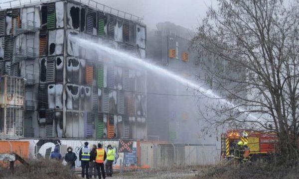 """Datacenter in fiamme a Strasburgo, """"ko"""" gli indirizzi e-mail della Fipic"""