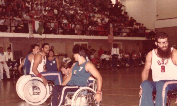 Su facebook un appuntamento serale dedicato al basket in carrozzina del passato